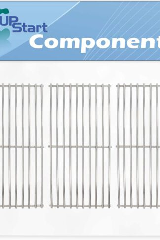 UpStart Components 3-Pack BBQ Grill Cooking Grates Replacement Parts for Charmglow 810-8410-F - Compatible Barbeque Grid 17 3/4""