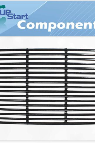 UpStart Components BBQ Grill Cooking Grates Replacement Parts for Charmglow 7400 - Compatible Barbeque Porcelain Enameled Cast Iron Grid 19""