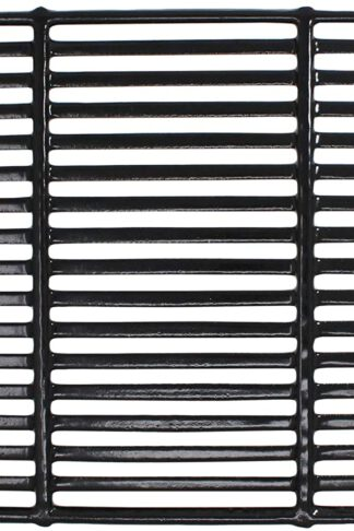 UpStart Components BBQ Grill Cooking Grates Replacement Parts for Charmglow 810-7451-F - Compatible Barbeque Porcelain Enameled Cast Iron Grid 19""