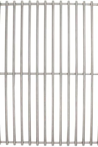 UpStart Components BBQ Grill Cooking Grates Replacement Parts for Kmart 640-641215405 - Compatible Barbeque Grid 16 5/8""