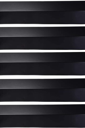 Votenli P9231A (5-Pack) Porcelain Steel Heat Plate for Aussie, Brinkmann 810-2410-S, 810-3660-S, 810-2511-S, 810-2512-F Uniflame, Charmglow, Grill King, Lowes Model Grills