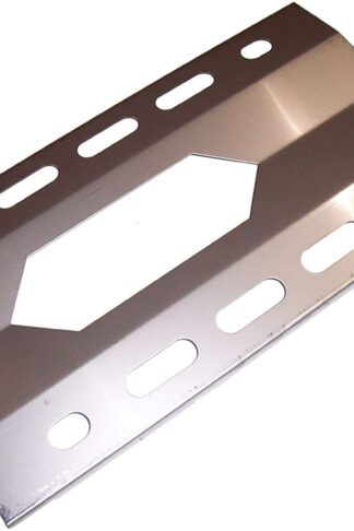 "Contemporary Home Living 17.25"" Stainless Steel Heat Plate for Harris Teeter and Kirkland Gas Grills"
