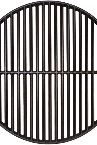 Music City Metals 69991 Matte Cast Iron Cooking Grid Replacement for Gas Grill Model Big Green Egg large