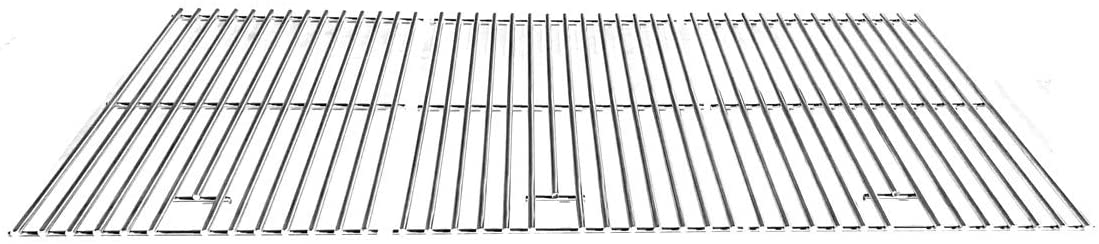 Replacement Stainless Cooking Grid for Brinkmann 4615, River Grille GR1031-012965, Nexgrill 720-0419, 720-0459 & North American Outdoors 720-0459, BB10837A Gas Grill Models, Set of 3
