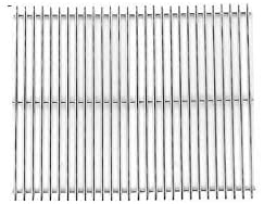 Stainless Steel Cooking Grid Replacement for Arkla 3000U6, Charbroil GG6621C, GG6625C, GG6628C, GG6630, Falcon 3029F6 & Charmglow GF430-329-EI, P4201 Gas Grill Models