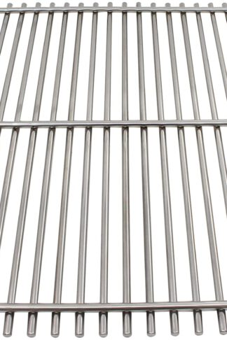 UpStart Components BBQ Grill Cooking Grates Replacement Parts for Nexgrill 720-0670A - Compatible Barbeque Stainless Steel Grid 17""