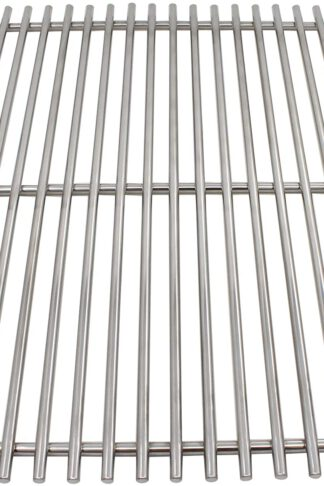 UpStart Components BBQ Grill Cooking Grates Replacement Parts for Nexgrill 720-0697E - Compatible Barbeque Stainless Steel Grid 17""
