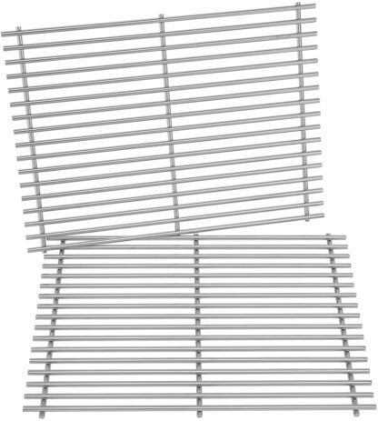 Grill Valueparts Grill Replacement Parts for Master Forge Grill Grates 1010048 Grill Parts Grid 0503215 Master Forge 4 Burner Uniflame Grill Replacement Parts GBC831WB Cooking Grate